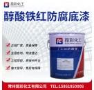 供应 昆彩牌  醇酸铁红防腐底漆  耐磨性优良