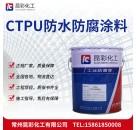供应 昆彩牌 CTPU防水防腐涂料 耐水性优良